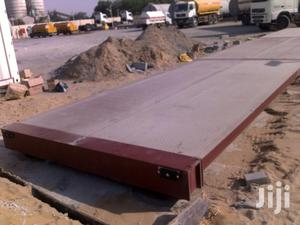 Modular Design Weighbridge Construction Certified by UNBS   Store Equipment for sale in Kampala