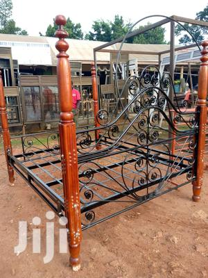 New Metallic Beds | Furniture for sale in Kampala