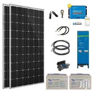 110 Watts Solar System With 55amps   Solar Energy for sale in Kampala