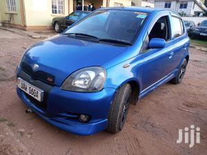 Toyota Vitz 2002 Blue | Cars for sale in Kampala