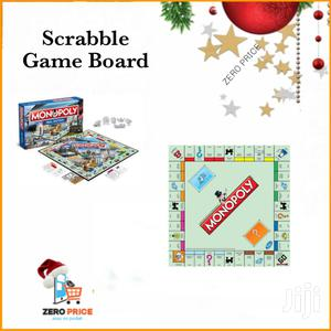 Scrabble Game Boards   Books & Games for sale in Kampala