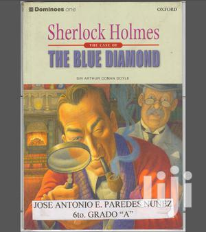 Sherlock Holmes the Case of the Blue Diamond - Oxford   Books & Games for sale in Kampala