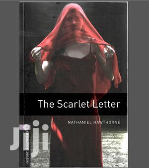 The Scarlet Letter - Oxford Bookworms Library   Books & Games for sale in Kampala