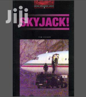 Skyjack - Oxford Bookworms Library   Books & Games for sale in Kampala