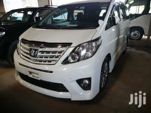 Toyota Alphard 2012 White | Cars for sale in Kampala, Central Division