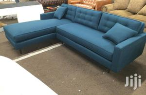 Blues Sofa Set Available | Furniture for sale in Kampala