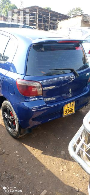 Toyota Vitz 2004 Blue | Cars for sale in Kampala