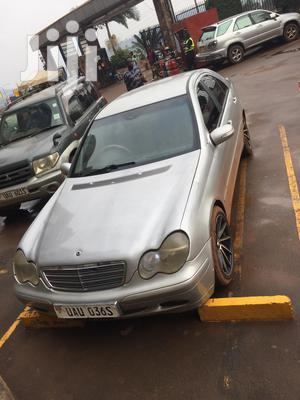 Mercedes-Benz C180 2004 Silver | Cars for sale in Kampala