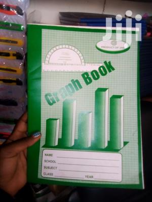 Graph Book | Stationery for sale in Kampala