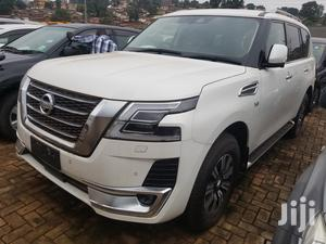New Nissan Patrol 2020 White   Cars for sale in Kampala