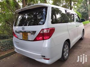 Toyota Alphard 2009 White | Cars for sale in Kampala