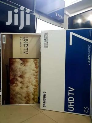 Samsung Smart UHD 4K TV 43 Inches | TV & DVD Equipment for sale in Kampala