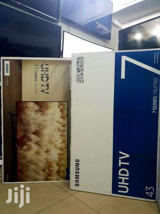 Samsung Smart UHD 4K TV 43 Inches