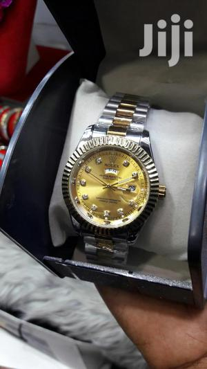 Gold and Silver Watch | Watches for sale in Kampala