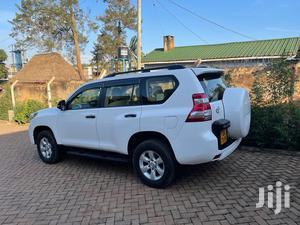 Toyota Land Cruiser Prado 2016 White | Cars for sale in Kampala