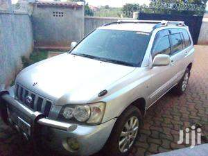 Toyota Kluger 2001 Silver | Cars for sale in Kampala, Central Division