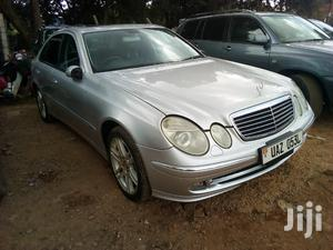 Mercedes-Benz E320 2006 Silver   Cars for sale in Kampala