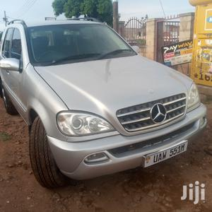 Mercedes-Benz M Class 2003 Silver   Cars for sale in Kampala
