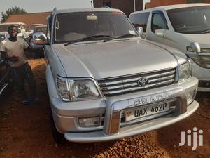 Toyota Land Cruiser Prado 1999 Silver   Cars for sale in Kampala