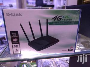 D-Link 4G LTE Router With SIM Card Slot   Networking Products for sale in Kampala