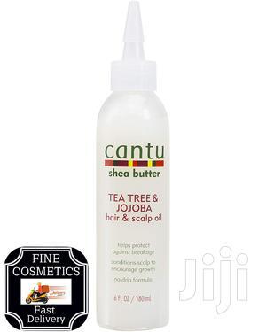 Cantu Shea Butter Tea Tree Jojoba Hair Scalp Oil | Hair Beauty for sale in Kampala