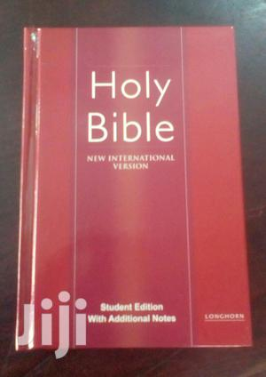Holy Bible NIV Student Edition   Books & Games for sale in Kampala