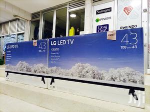 New LG 43 Inches LED Digital/Satellite Flat Screen TV | TV & DVD Equipment for sale in Kampala