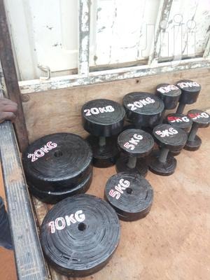 Dumbbells | Sports Equipment for sale in Kampala