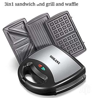 3in1 Sandwich and Grill and Waffle   Kitchen Appliances for sale in Kampala