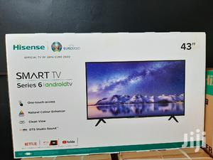 """Hisense 43"""" Android Smart TV 