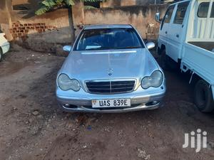 Mercedes-Benz C200 2006 Silver   Cars for sale in Kampala