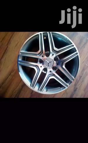 Benz C200 Rims 15'   Vehicle Parts & Accessories for sale in Kampala