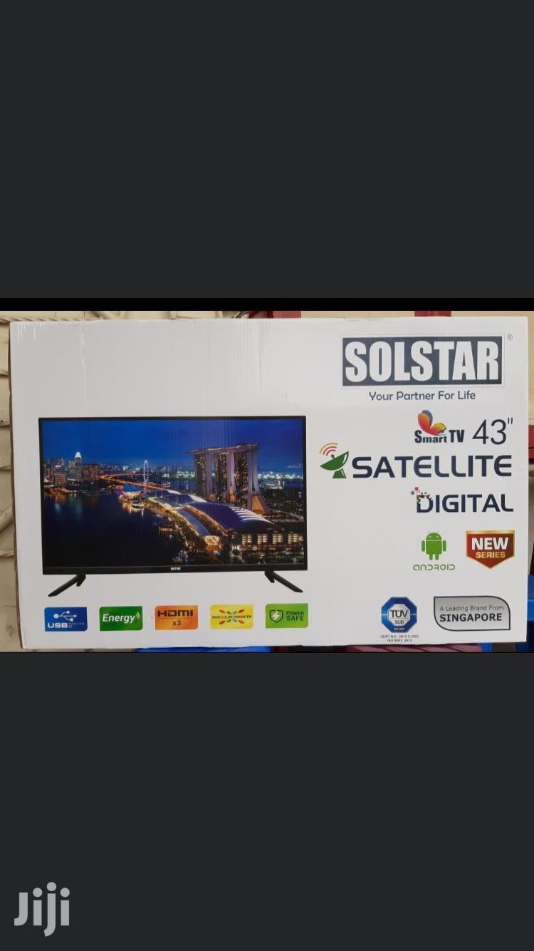 Pixel Smart Android Tv 43 Inches | TV & DVD Equipment for sale in Kampala, Uganda
