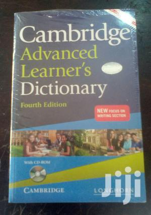 Cambridge Advanced Learner's Dictionary 4th Edition | Books & Games for sale in Kampala