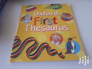 Oxford First Thesaurus   Books & Games for sale in Kampala