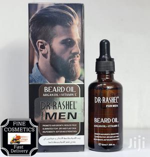 Dr Rashel Beard Oil With Argan Oil + Vitamin E for Men   Hair Beauty for sale in Kampala