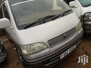 Toyota HiAce 1998 Silver   Buses & Microbuses for sale in Kampala