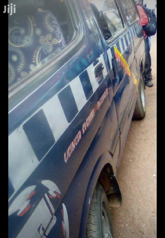 Kigege Taxi 2000 Black For Sale | Buses & Microbuses for sale in Kampala, Uganda