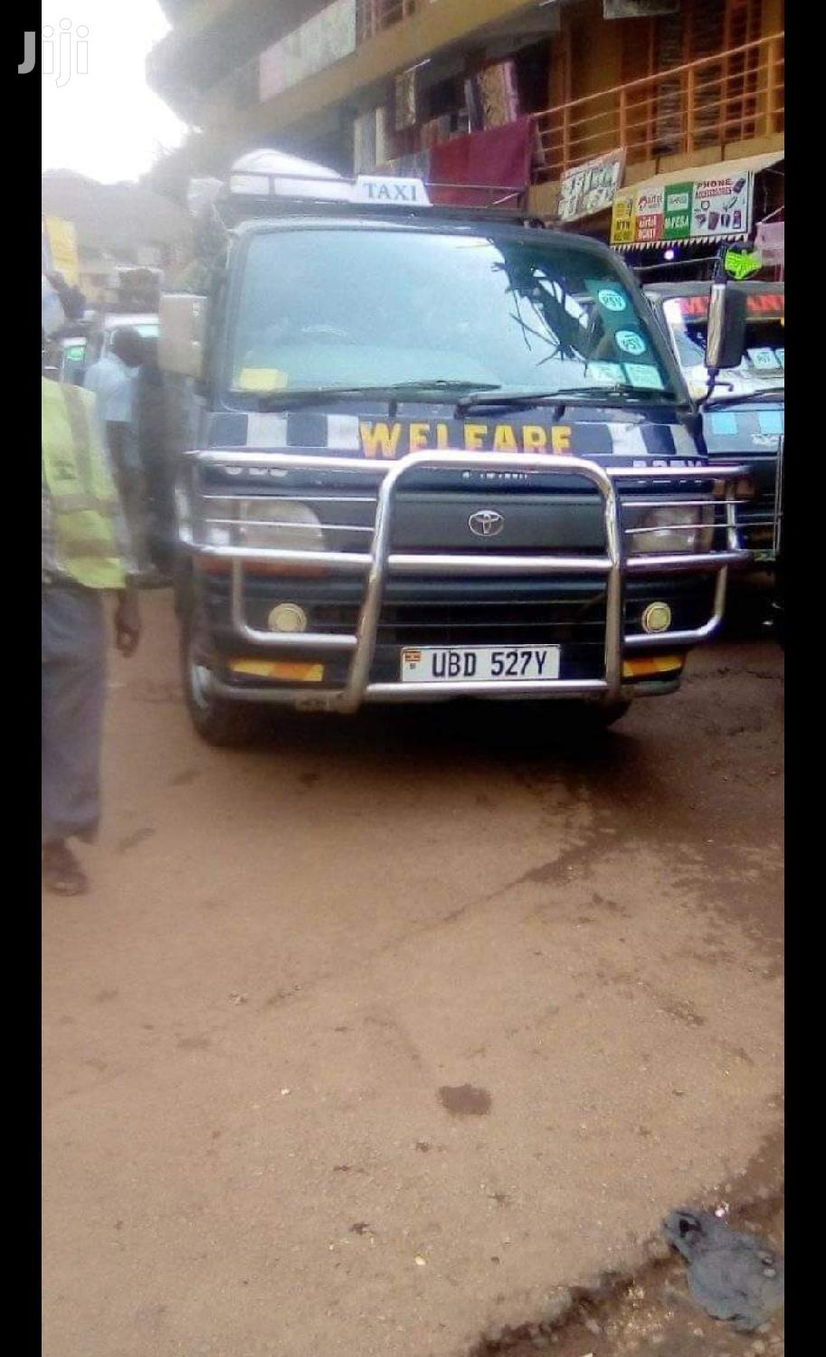 Kigege Taxi 2000 Black For Sale