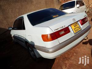 Toyota Premio 1998 White | Cars for sale in Kampala
