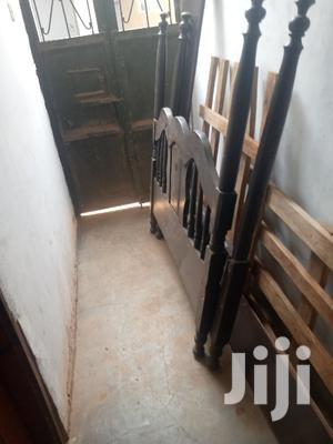 4 by 6 Mahogany Bed   Furniture for sale in Kampala