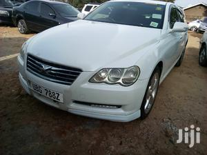 Toyota Mark X 2005 White | Cars for sale in Kampala