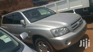 Toyota Kluger 2006 Silver | Cars for sale in Kampala