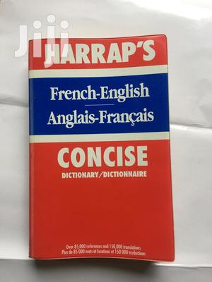French-English Dictionary | Books & Games for sale in Kampala