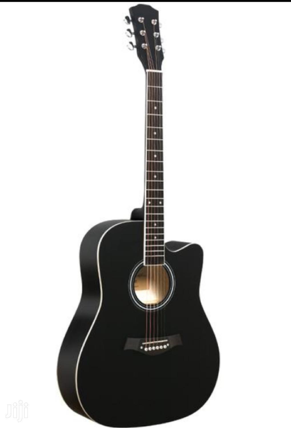 Amplified Acoustic Guitar