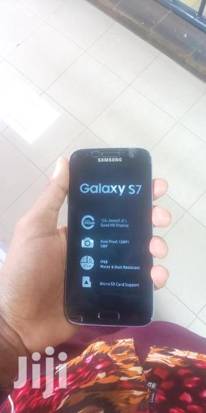 New Samsung Galaxy S7 32 GB Black | Mobile Phones for sale in Kampala