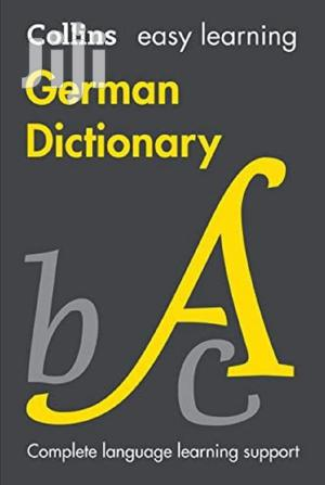 Collins Easy Learning German Dictionary | Books & Games for sale in Kampala