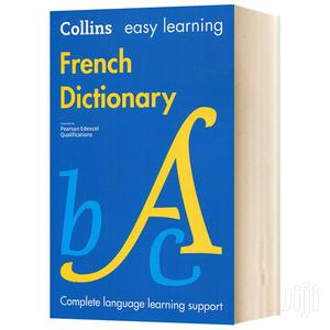 Collins Easy Learning French Dictionary | Books & Games for sale in Kampala