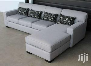 Sofa Set L-Shape With Sofa Bed   Furniture for sale in Kampala
