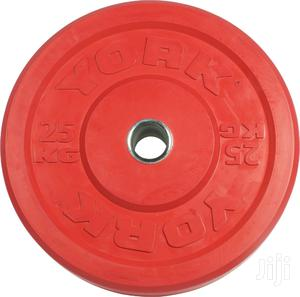 Weight Rubber Plates For Gym   Sports Equipment for sale in Kampala